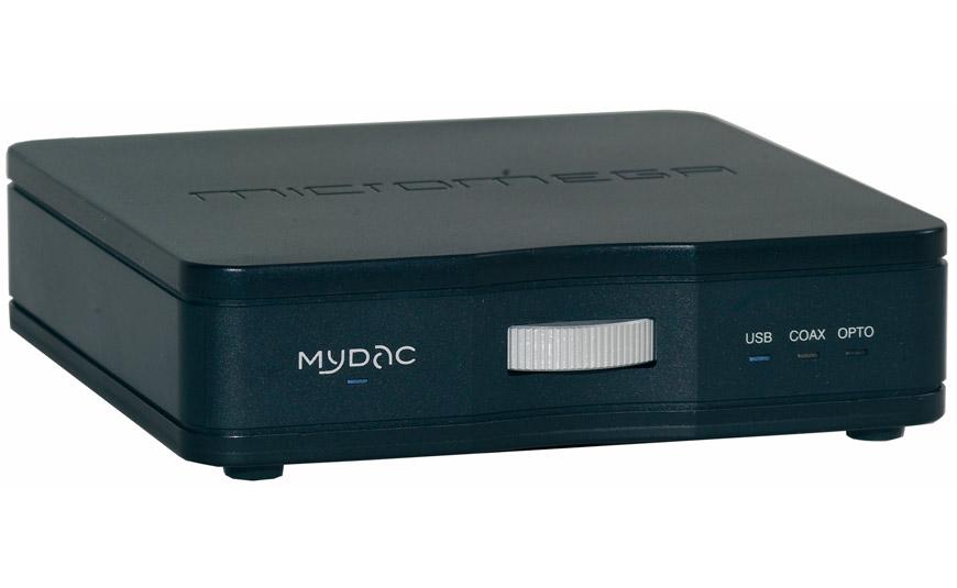 Tu Alta Fidelidad Conversor DAC Micromega MyDac