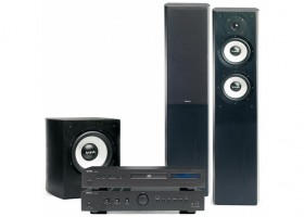 Sistema 2.1 Vieta System Hi-Fi