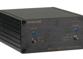 Conversor DAC Music hall dac15.2