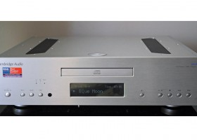 Amplificador CAMBRIDGE AUDIO 851ª + Fuente 851C
