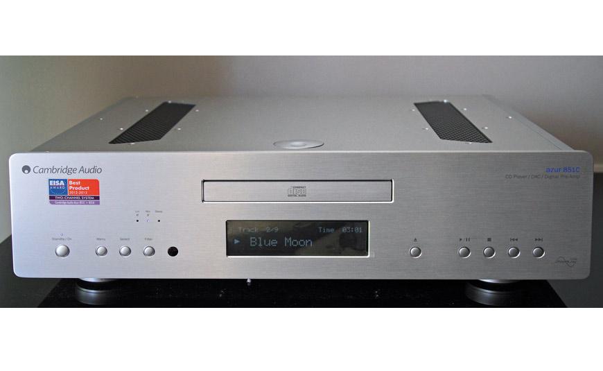Tu Alta Fidelidad Cambridge Audio 851 C