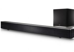 LG Home Music gama de sonido con sistema WiFi