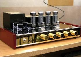 Amplificación a válvulas