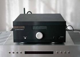 Conversor DAC Musical Fidelity M1SDAC