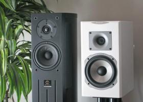 Cajas acústicas Quadral Platinum M25