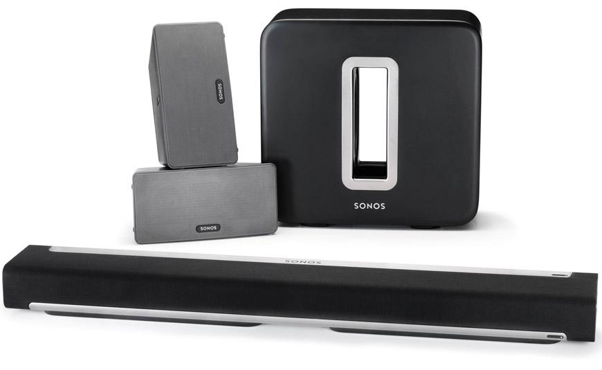 Tu Alta Fidelidad Sonos Sistema Multiroom