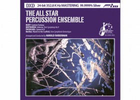 The All Star Percussion Emsemble – Golden String & Co