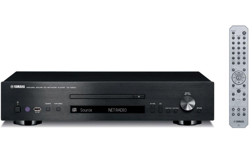 Tu Alta Fidelidad Yamaha CD N-500