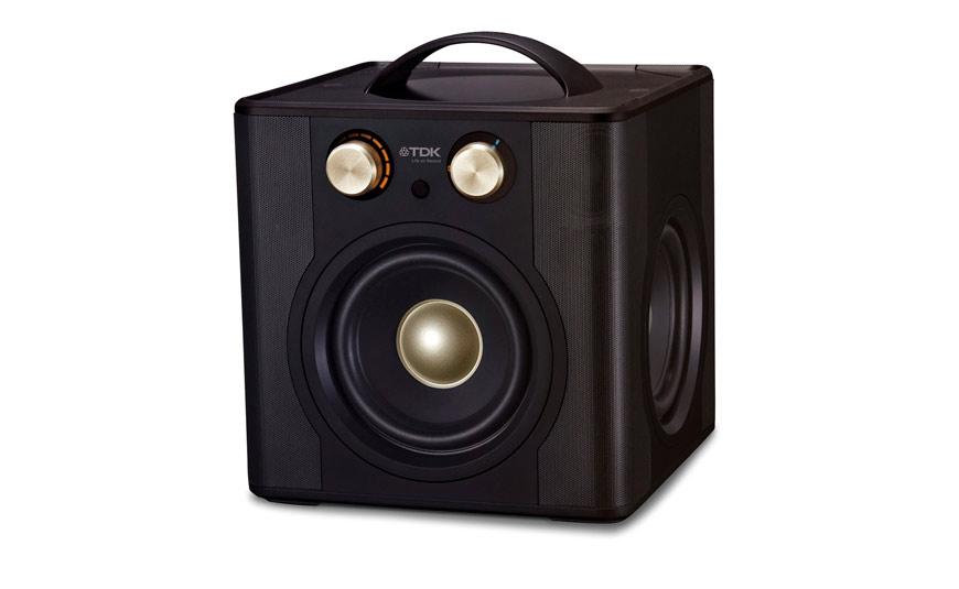 Tu Alta Fidelidad Dock TDK Wireless Soundcub