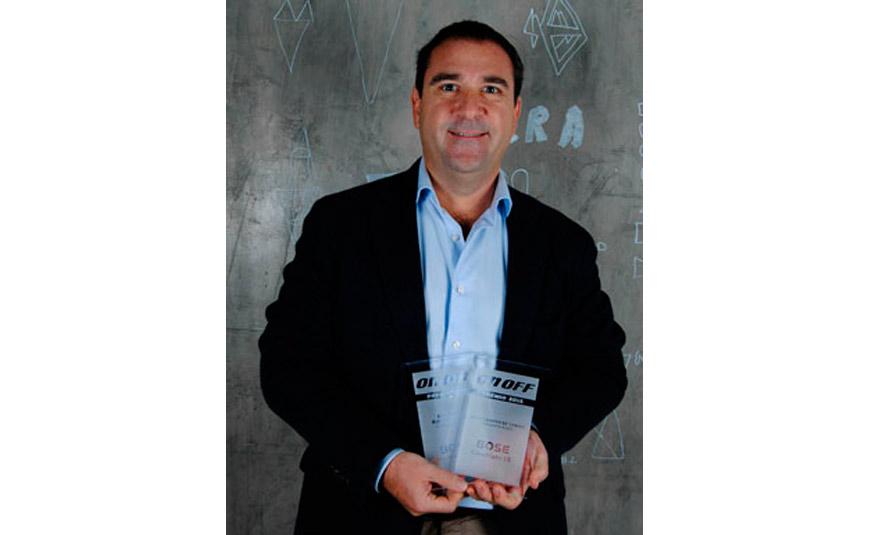 Tu Alta Fidelidad Premios ON OFF 2015, Bose Guillermo Vázquez