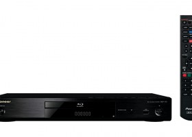 Reproductor Blu-Ray Pioneer BDP-170-K