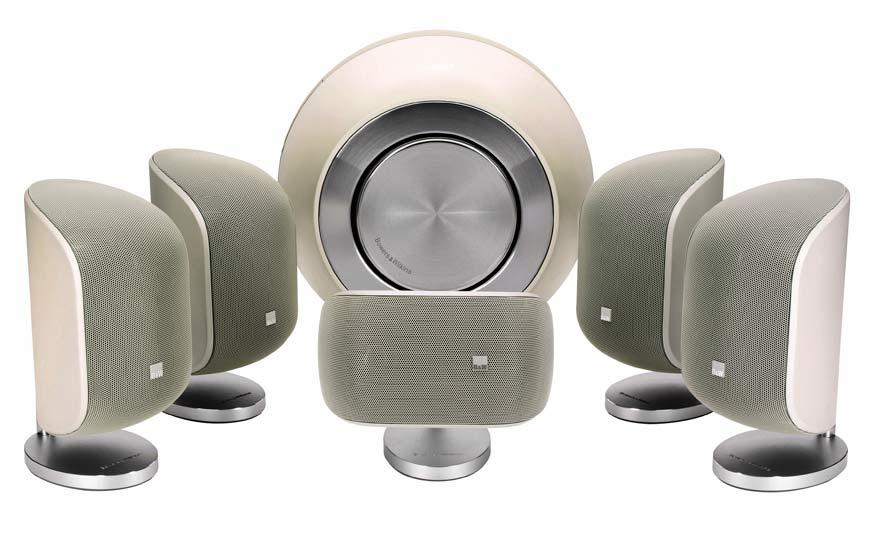 Tu Alta Fidelidad Sistema 5.1 Bowers&Wilkins MT-60D