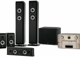 Sistema 5.1 Marantz & Boston Acoustics