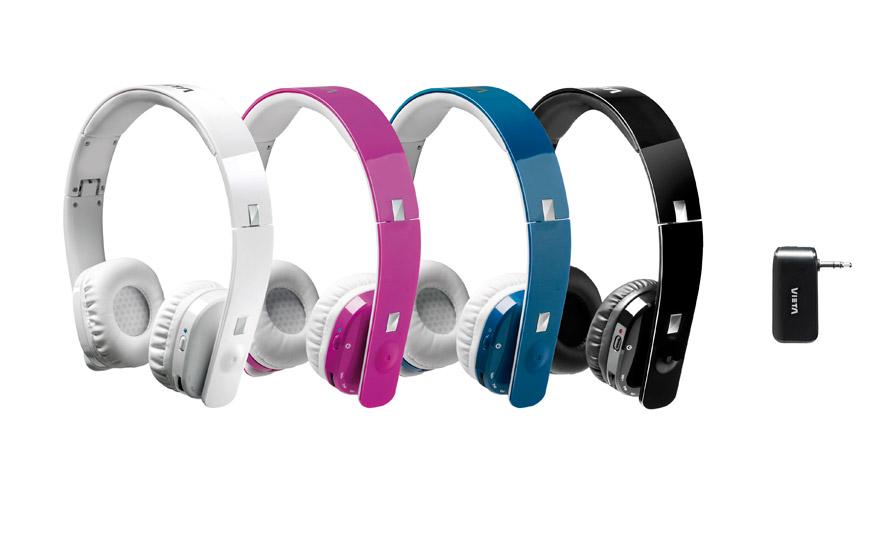 Tu Alta Fidelidad Auriculares Vieta VHP-WJ500 y VHP-WT400BK