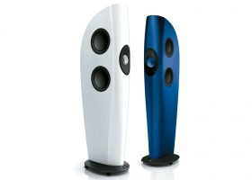 Cajas acústicas Hi-Fi High End KEF Blade Two