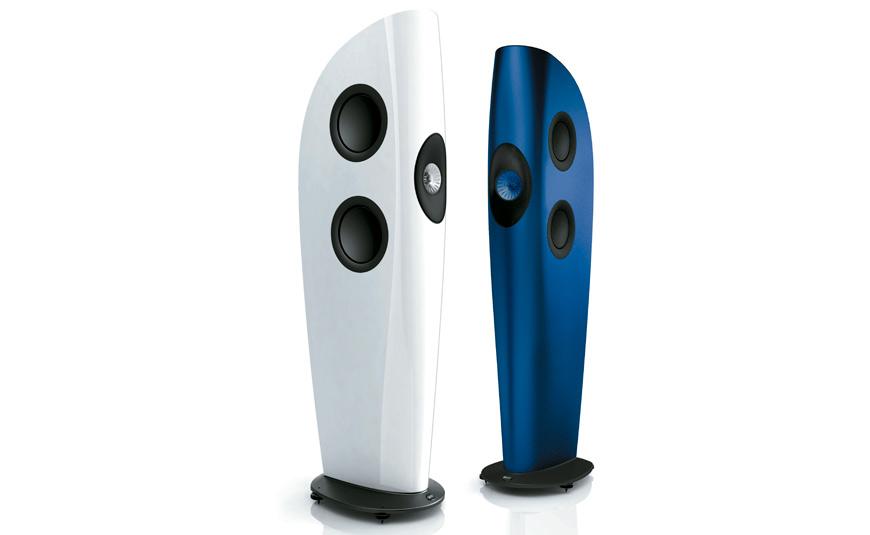 Tu Alta Fidelidad Cajas acústicas Hi-Fi High End KEF Blade Two