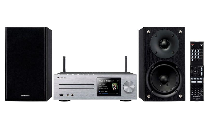Tu Alta Fidelidad Equipo Hi-Fi Pioneer X-HM72