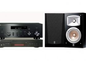 Equipo Hi-Fi Yamaha 500N/R3CD