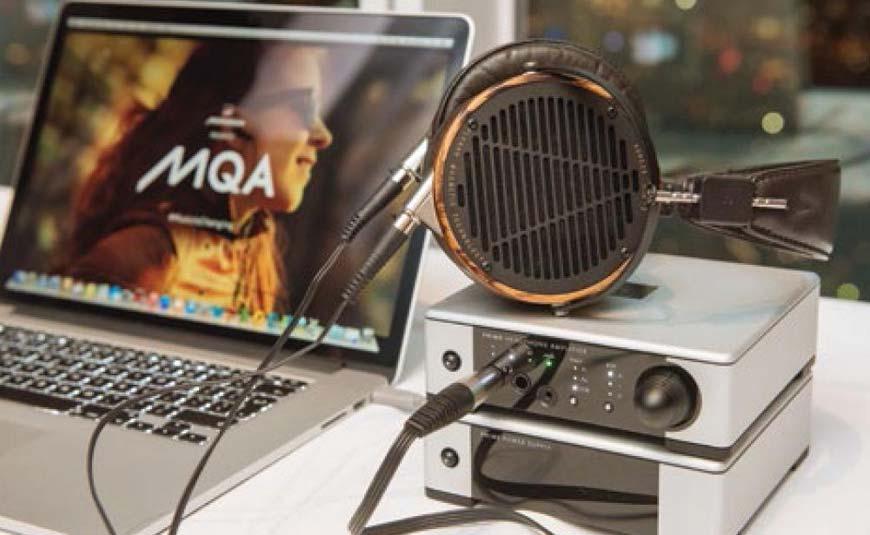 Resultado de imagen para MQA es el audio de alta fidelidad