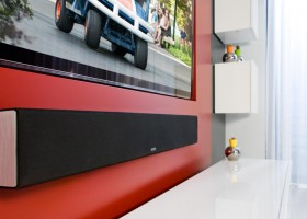 Monitor Audio Soundbar SB-2 y SB-3 barras de sonido