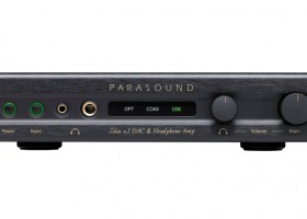 Parasound ZDAC V2 convertidor digital analógico