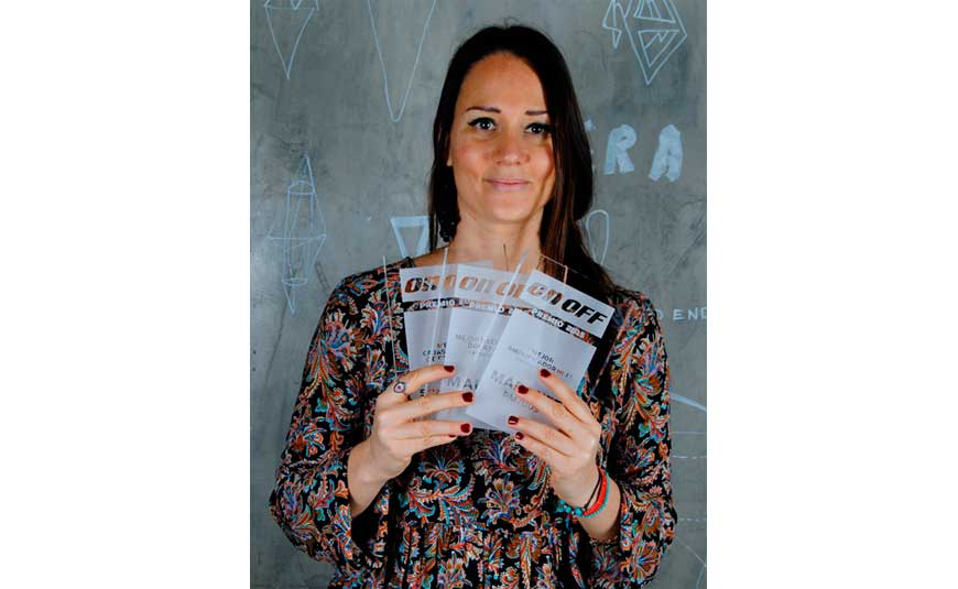 Tu Alta Fidelidad Premios ON OFF 2015, Marantz Ada Rubio