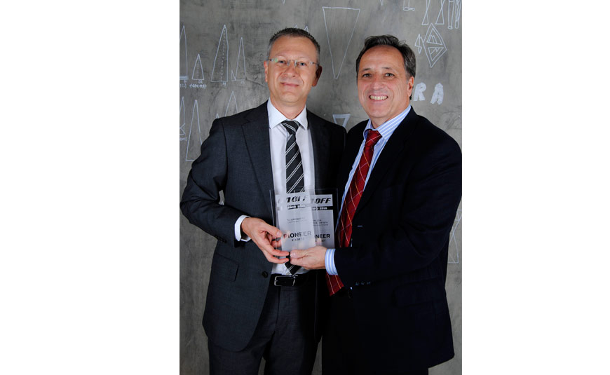 Tu Alta Fidelidad Premios ON OFF 2015, Pioneer
