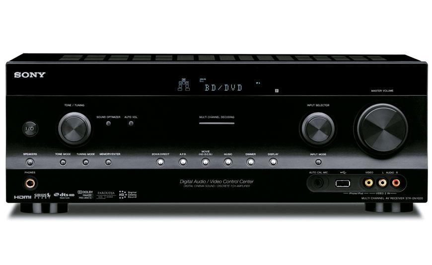 Tu Alta Fidelidad Receptor AV Sony STR-DN1010