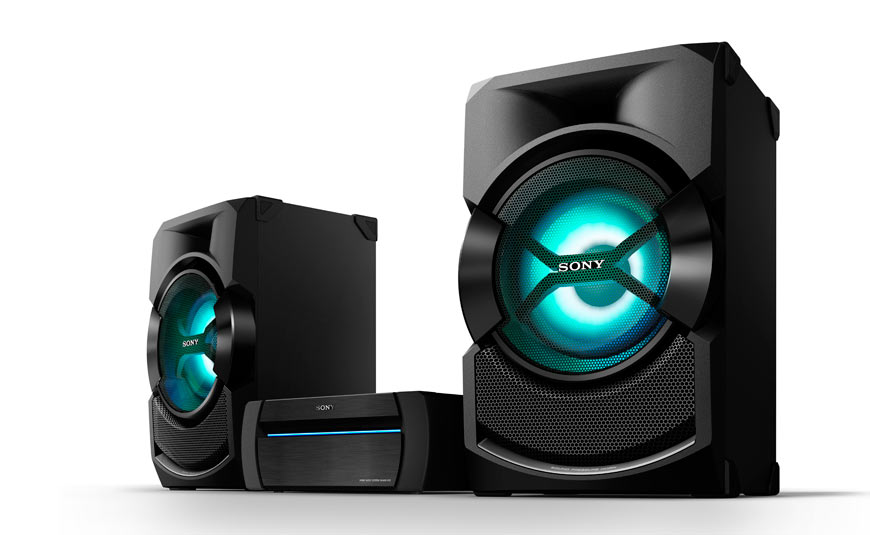 Tu Alta Fidelidad Sistemas de audio High Power de Sony