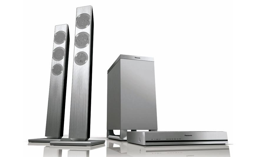 Tu Alta Fidelidad Sistema 2.1 Panasonic SC-HTB570