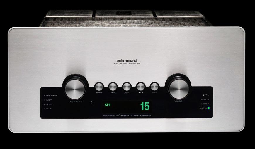 Tu Alta Fidelidad Amplificador Research GSi75