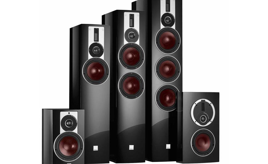 Dali Rubicon cajas acústicas