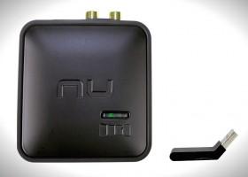 Receptor AV NuForce Air Dac uWireless