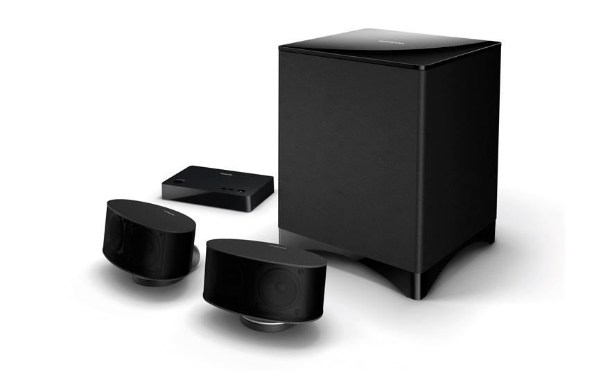 Tu Alta Fidelidad Sistema de cine en casa 2.1 Onkyo LS3100