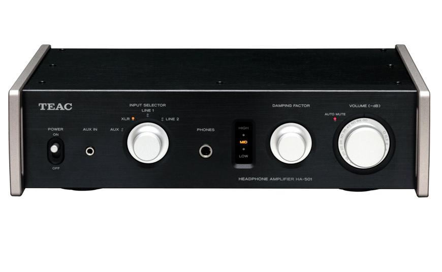 Tu Alta Fidelidad Amplificador de auriculares TEAC HA-501
