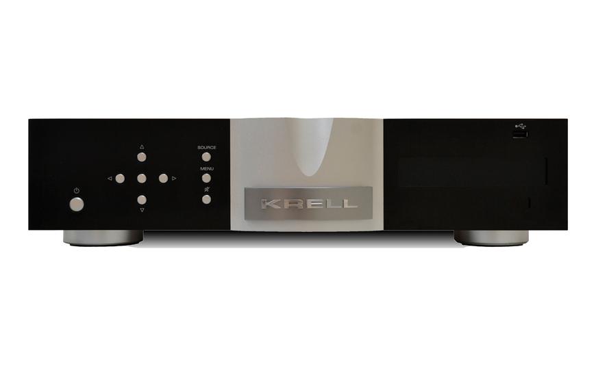 Tu Alta Fidelidad Amplificador integrado Krell Digital Vanguard