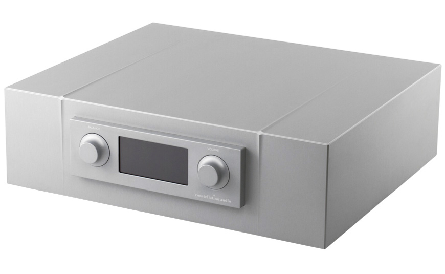 Constellation Audio Inspiration Series PREAMP 1.0 preamplificador