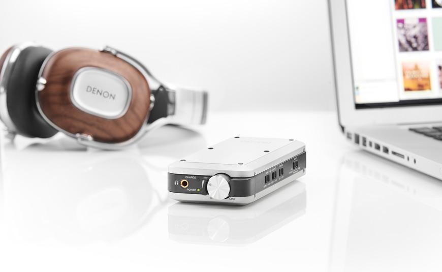 Denon DA-10 amplificador de auriculares portátil