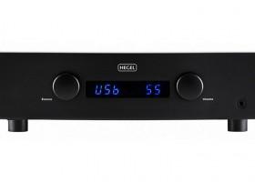 Hegel H160 amplificador integrado y DAC