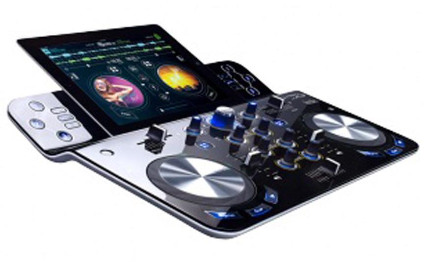 HERCULES DJ Control Wave mesa de mezclas