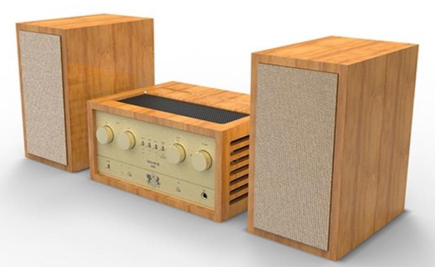 IFI retro 50 amplificador de válvulas