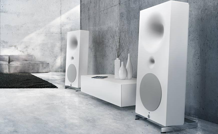Avantgarde Acoustic ZERO 1 cajas acústicas amplificadas
