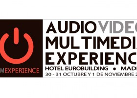 Ganadores de los sorteos en la feria  Audio Video Multimedia Experience