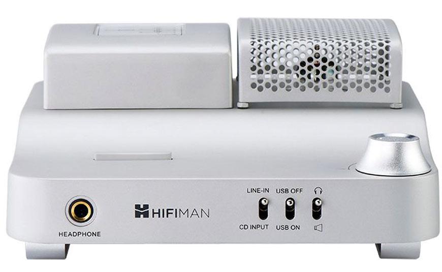HiFi Man EF100 amplificador híbrido