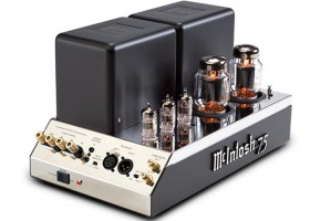 McINTOSH MC75 amplificador
