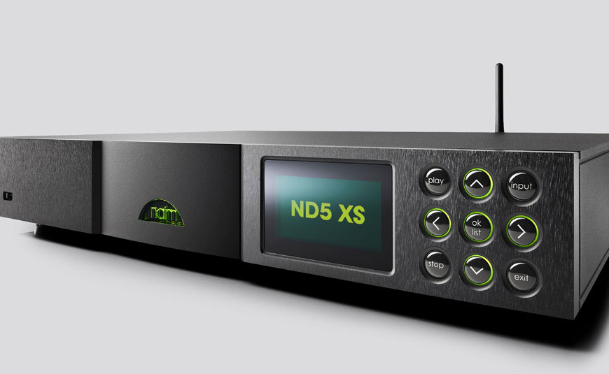 Naim ND5 XS reproductor en red actualización Bluetooth
