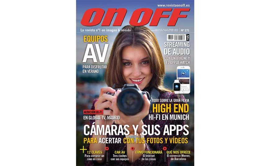 Tu Alta Fidelidad El nº 271 de la revista ON OFF a la venta