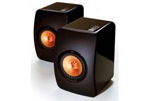 KEF LS50 cajas acústicas
