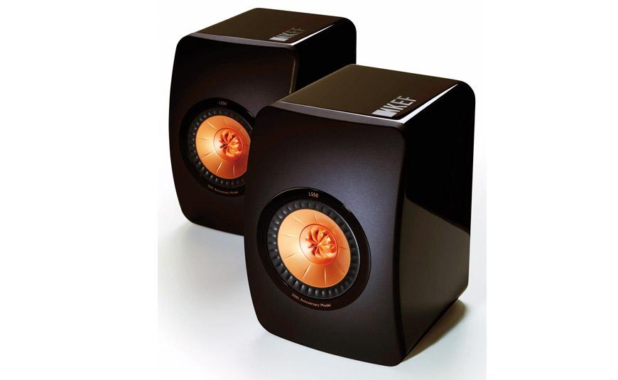 Tu Alta Fidelidad KEF LS50 cajas acústicas