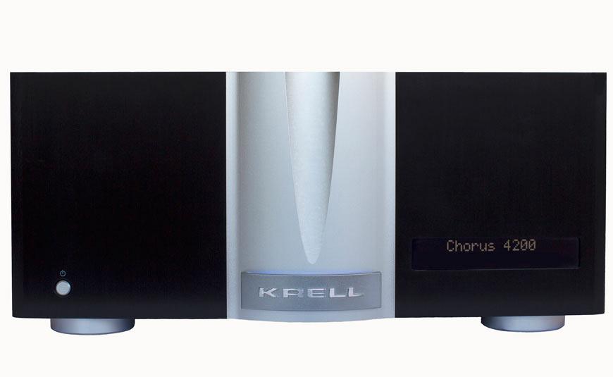 Krell Chorus 4200 etapa de potencia de cuatro canales
